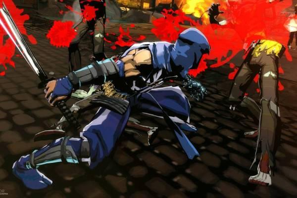 new ninja gaiden # 41