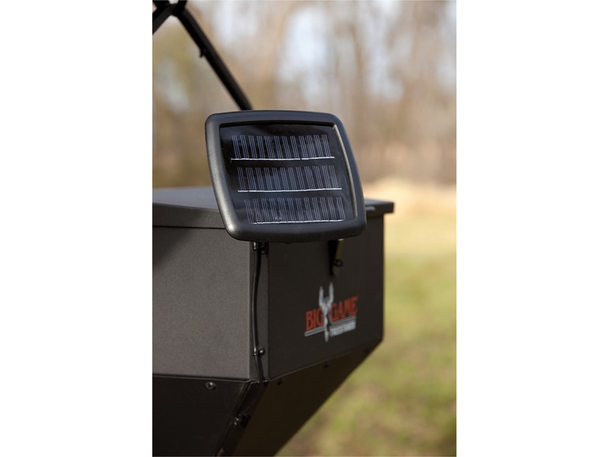 12v Solar Panels Deer Feeders