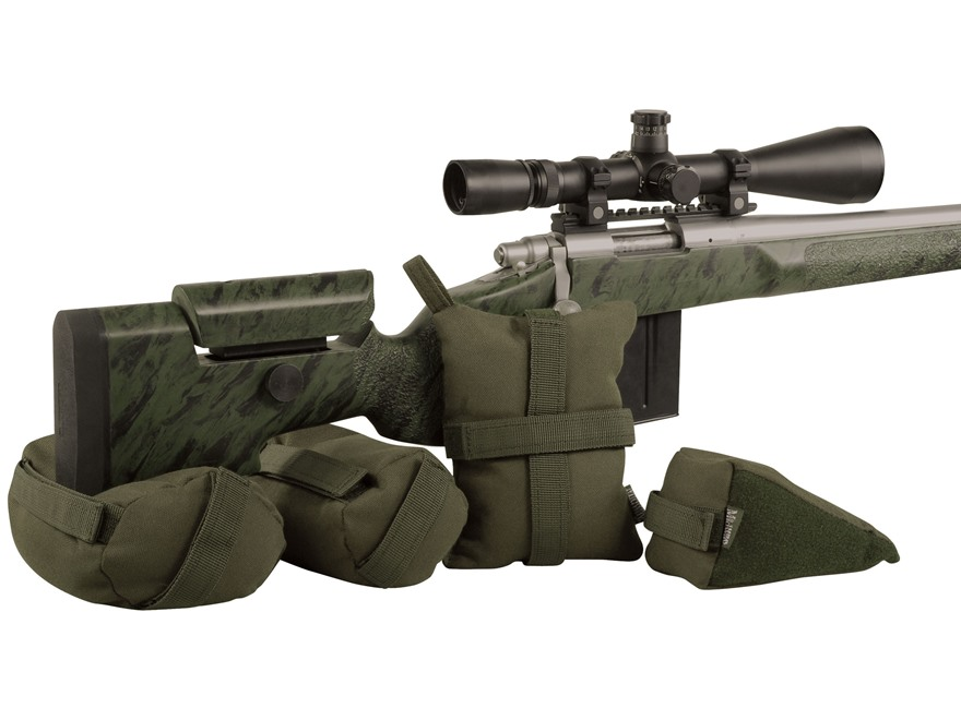 Midwayusa Tactical Rear Shooting Rest Bag Olive Drab Mpn