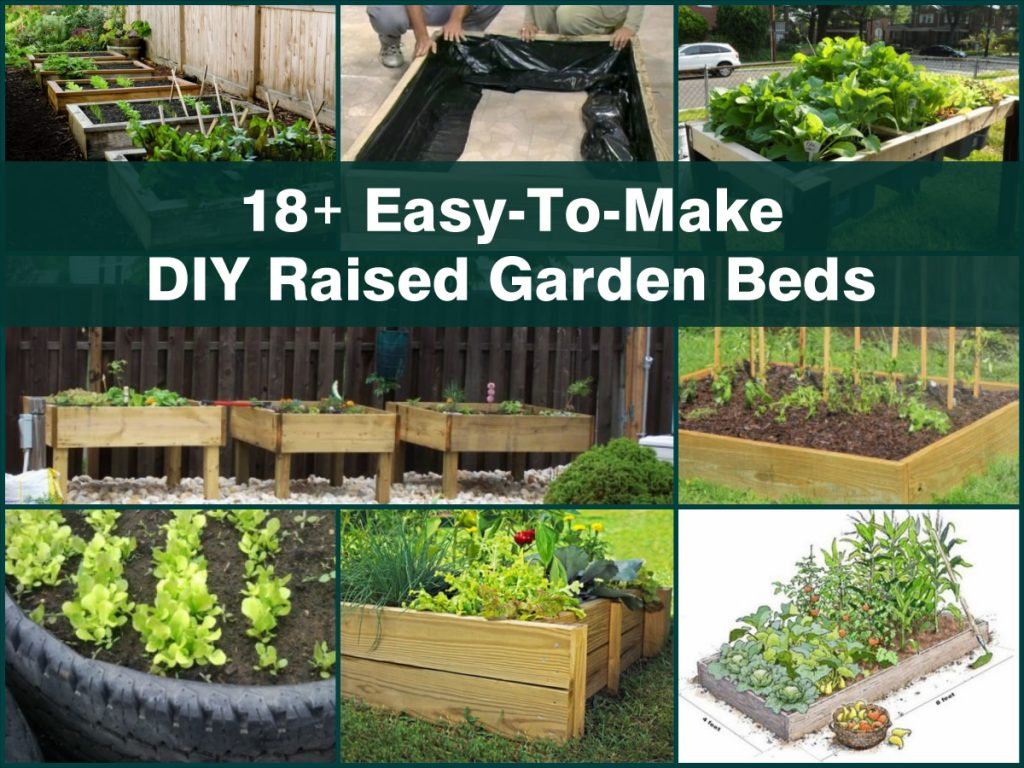 How Build Raised Garden Cheap