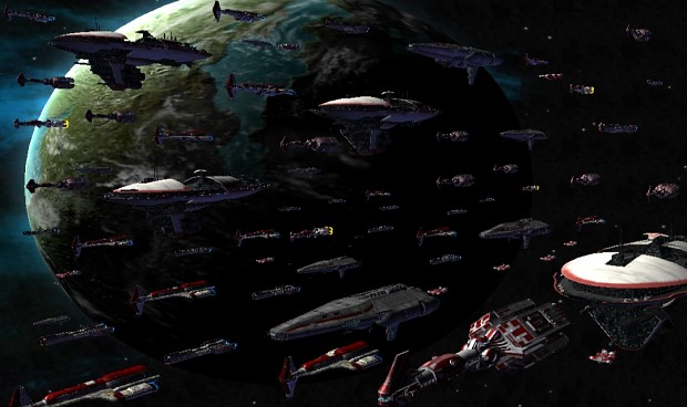 Old Republic Sith Ships