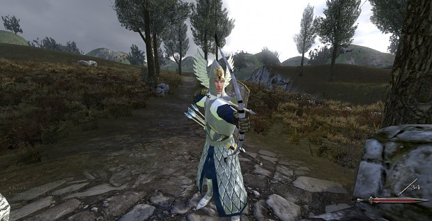 And Mod Knight Dragon Blade Mount