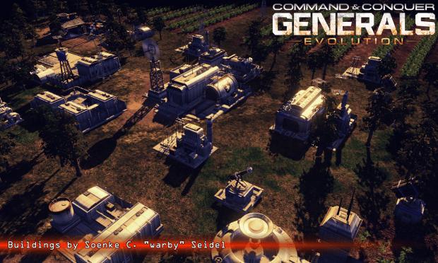 Generals Evolution Dreams Come True Image Mod Db