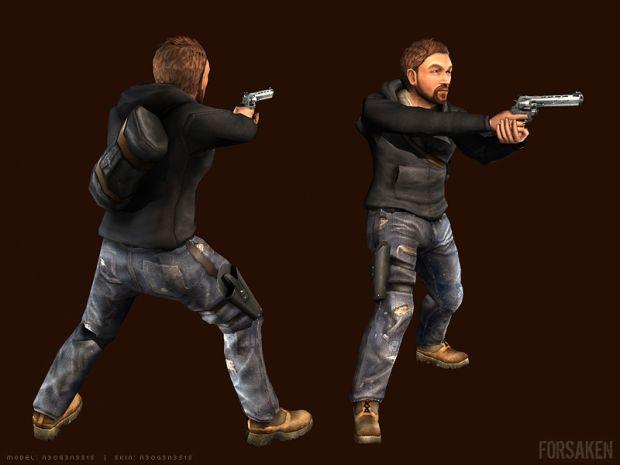 Civilian Leader Player Model Image Forsaken Mod For