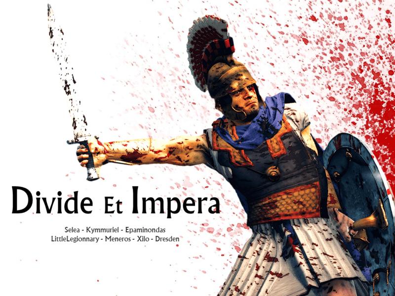 Release Divide Et Impera V0 95 News Mod Db
