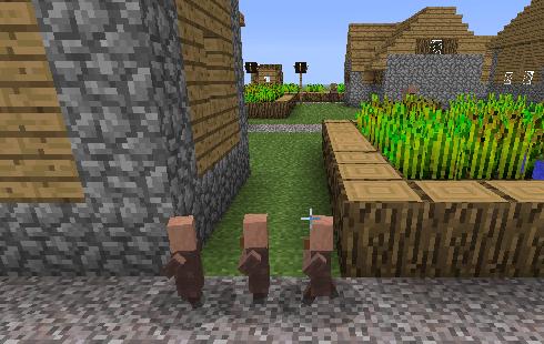 Villager Babies Image Minecraft Mod Db