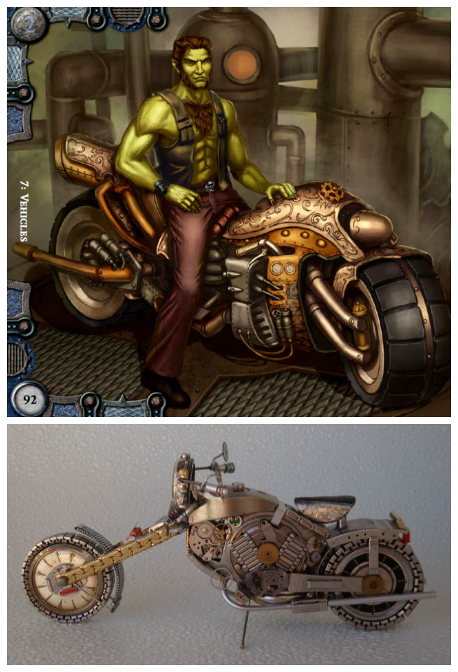 Steampunk Vehicles Image City Of Steam Arkadia Mod Db