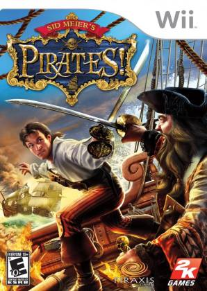 Sid Meier s Pirates  Windows  Mac  iOS  iPad  Metro  X360  PS3  PSP     Boxart