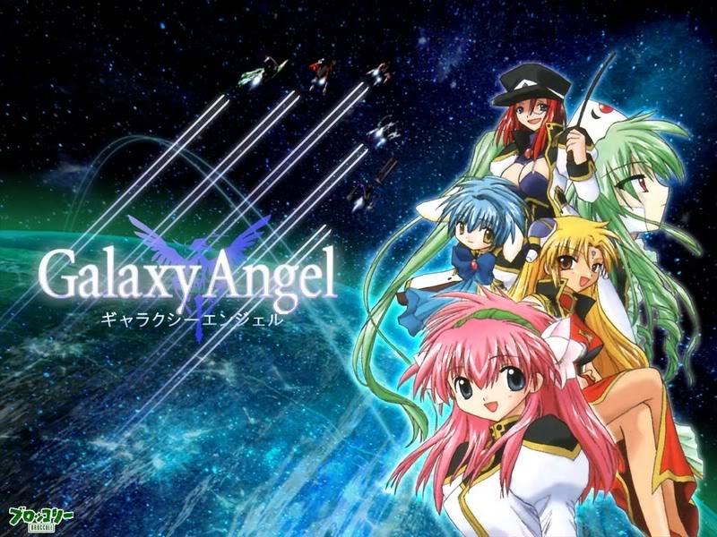 Galaxy Angel Group Mod Db