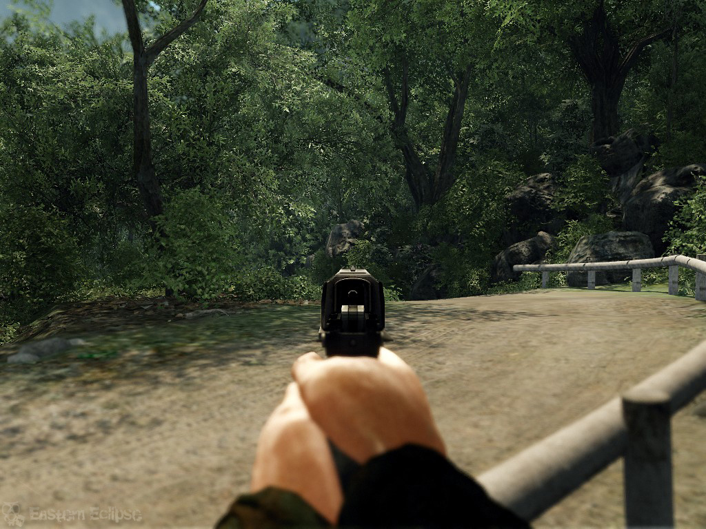 Eastern Eclipse Mod For Crysis Mod Db