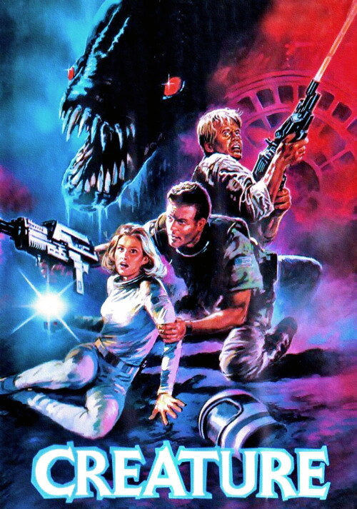 Watch Creature (1985) Free Online