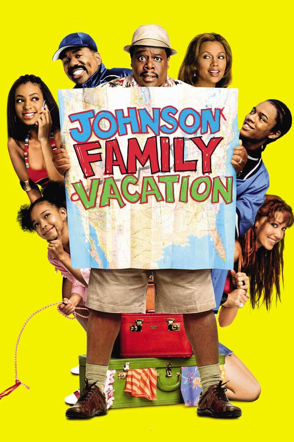 Watch Johnson Family Vacation (2004) Free Online