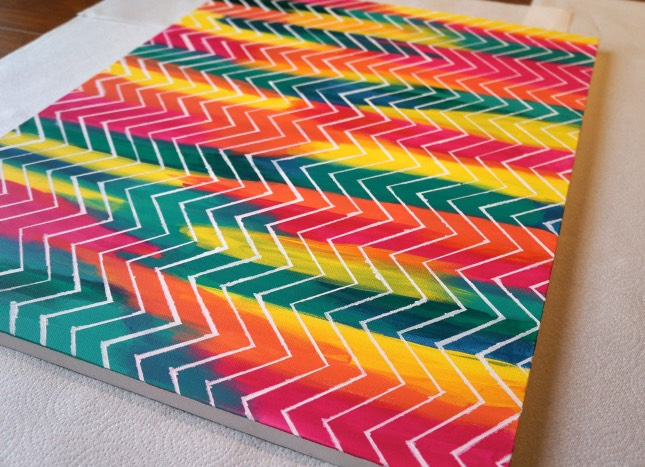 easy canvas art - 1024×742