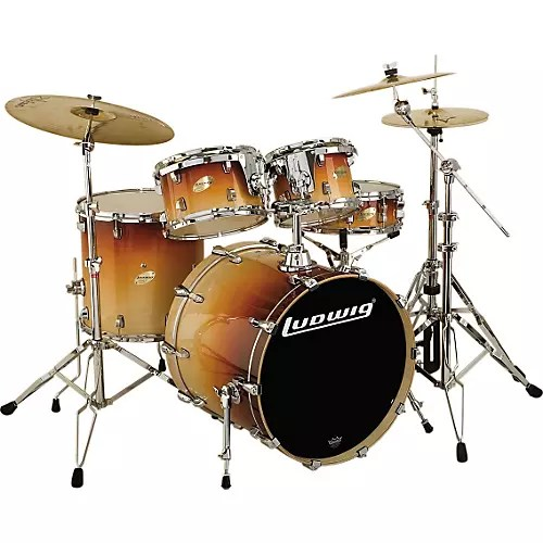 Custom 7 Piece Drum Set