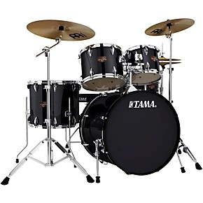 TAMA Imperialstar 5 Piece Drum Set with Cymbals   Musician s Friend