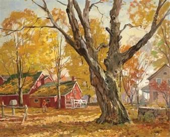 Artworks Of George Cherepov 1909 1987