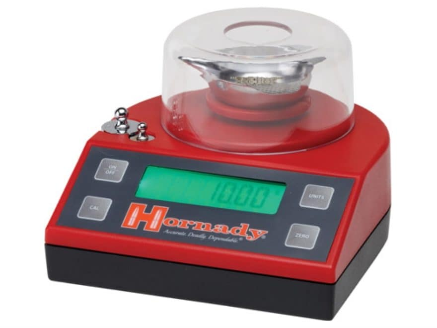 Hornady Lock N Load Bench Scale Electronic Powder Scale
