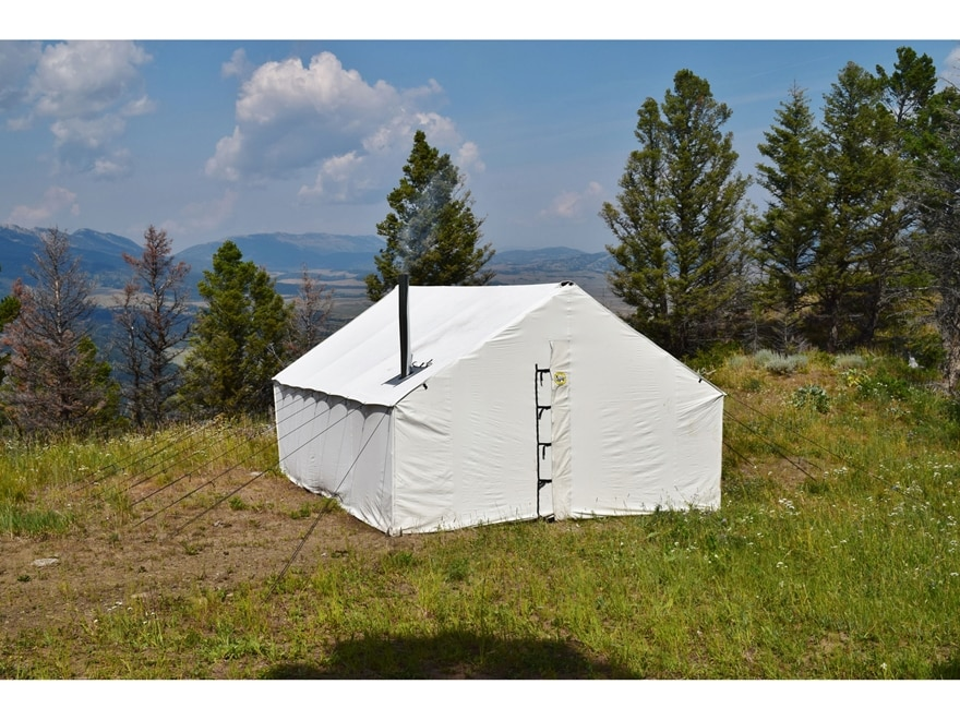 Canvas Stove Wall Tent