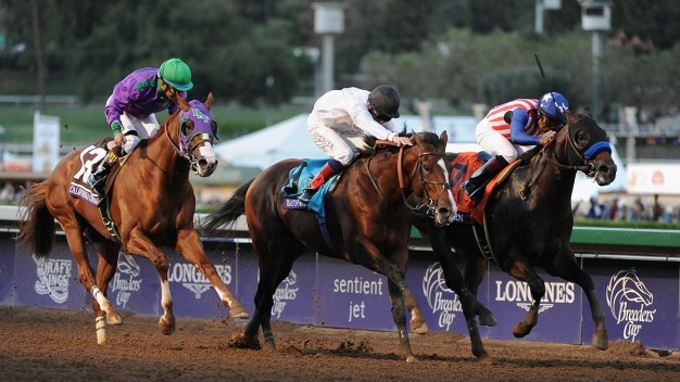The Breeders Cup Nbc Southern California