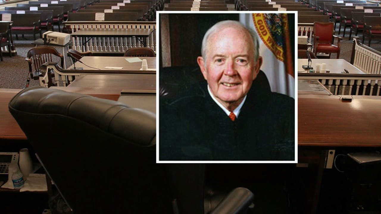 Retired Circuit Judge William Wilkes Dies At 78