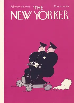The New Yorker February 28 1925 Issue The New Yorker