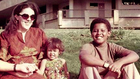 Years After Death, Obama's Mom Gets Her Wish : NPR