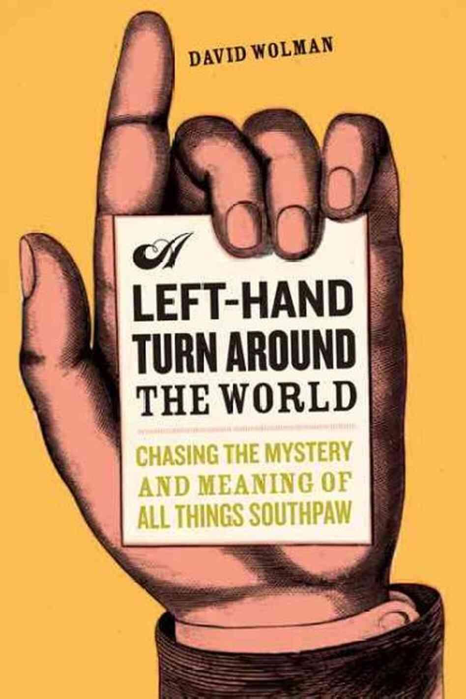 Hand Hand Around World