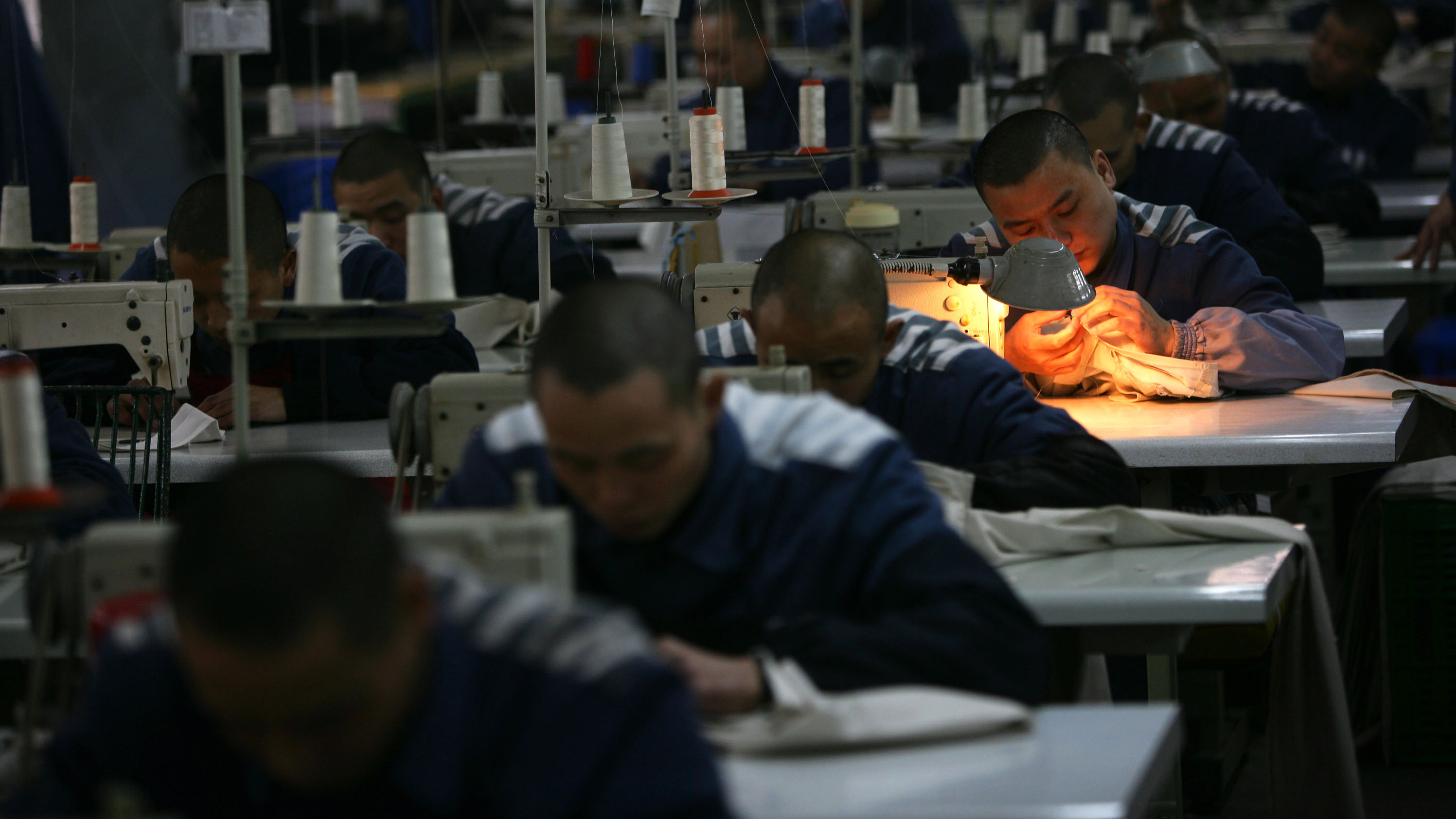 Made In China But Was It Made In A Prison Parallels Npr