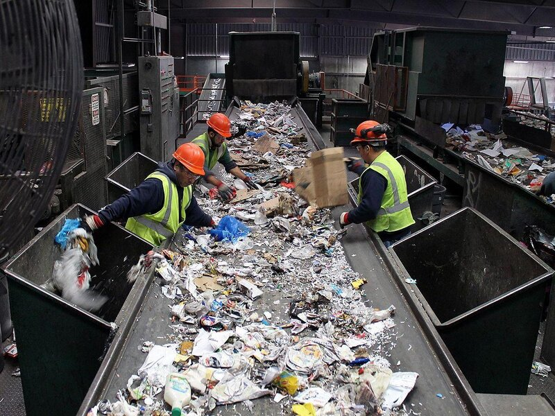 With  Single Stream  Recycling  Convenience Comes At A Cost   NPR With  Single Stream  Recycling  Convenience Comes At A Cost