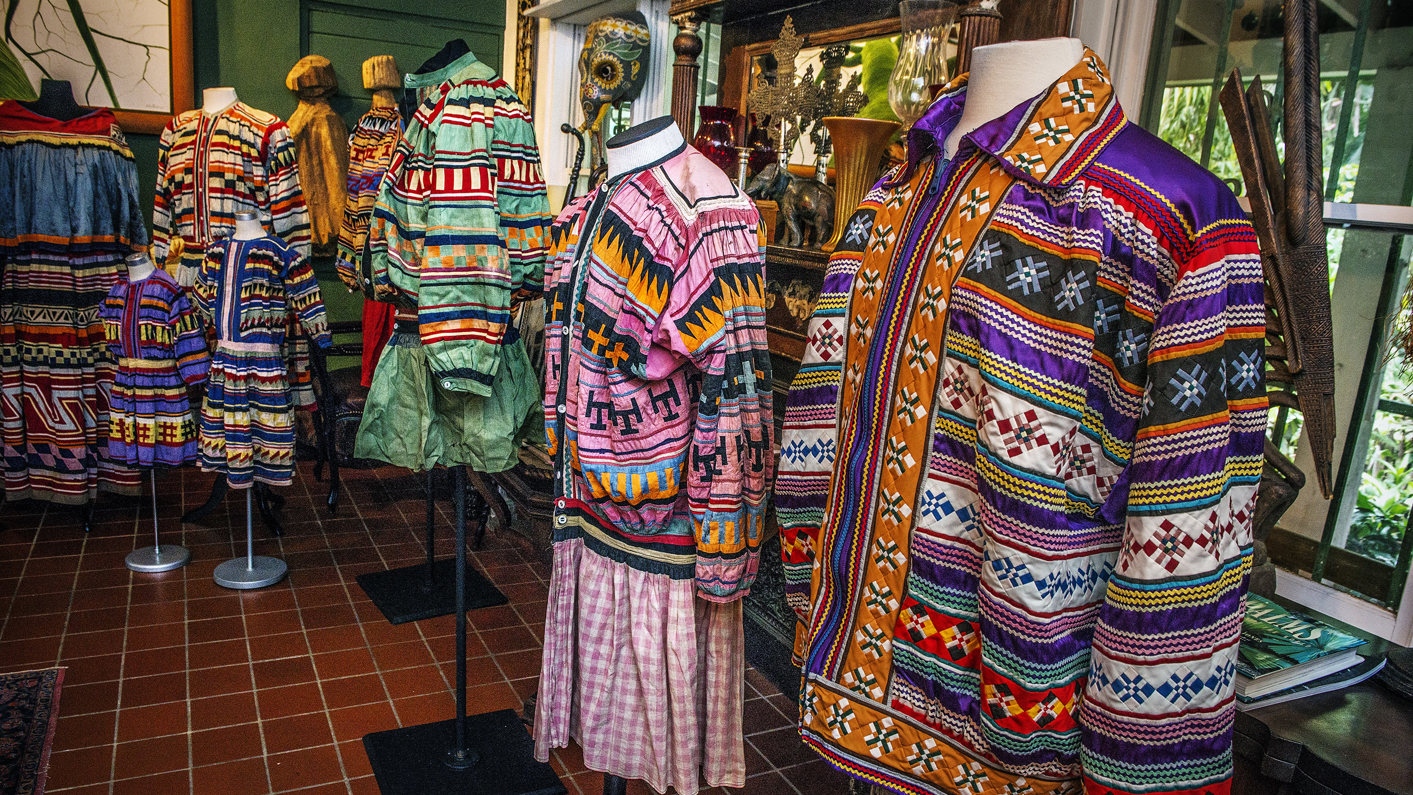 Seminole Patchwork Admiration And Appropriation Code