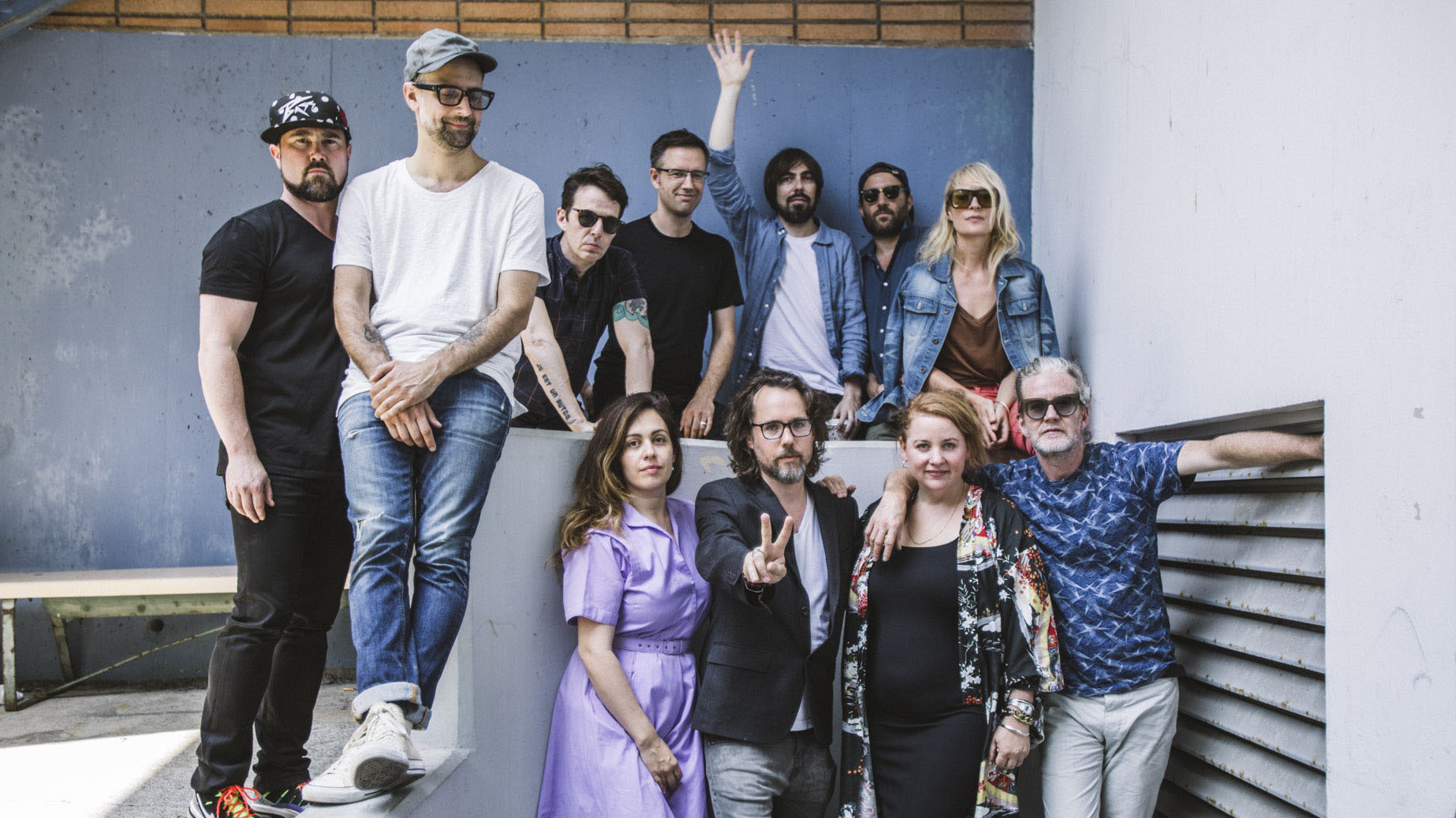 Watch Broken Social Scene Perform Stay Happy Live In The