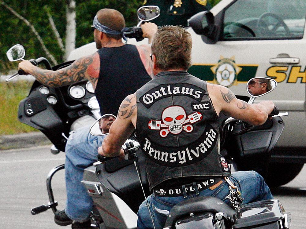Feds Peel Back Chrome On Motorcycle Gangs | WBUR News