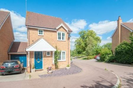 Search Detached Houses For Sale In Higham Ferrers   OnTheMarket 3 bedroom detached house for sale   Donne Close  Higham Ferrers