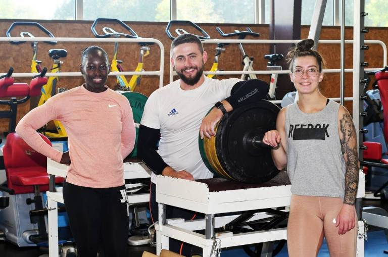 Watch  Weightlifting.  Quatre Saint-Lois on the French championships this weekend  – Google France Actualités