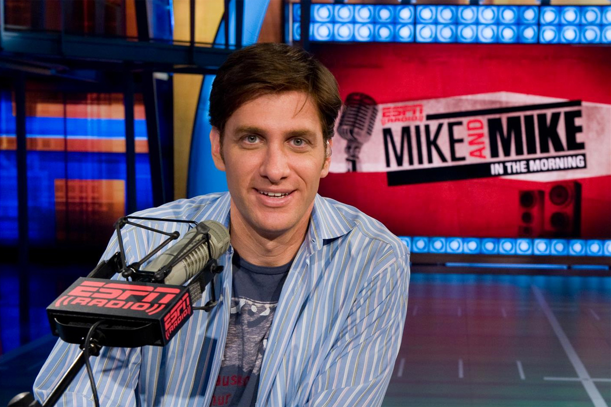 Mike Greenberg Opens Up About Espn S Pending Divorce Of