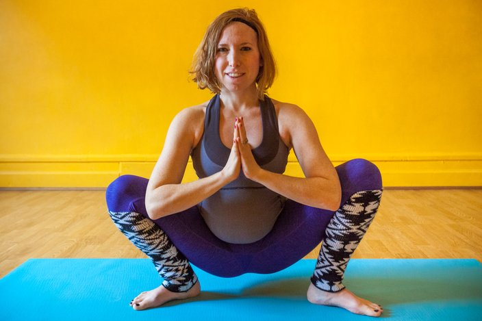 Preparing For Birth With Prenatal Yoga Phillyvoice