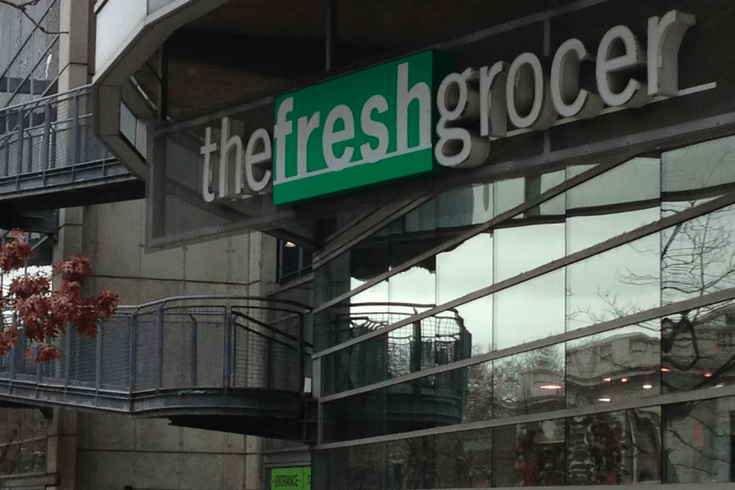 Fresh Grocer 40th Walnut Street