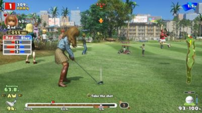 Everybody s Golf Game   PS4   PlayStation Everybody s Golf Screenshot 14
