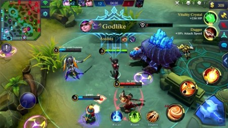 Indonesia Snapshot  The largest mobile games market in Southeast     Moonton s Mobile Legends is more popular than Arena of Valor  Honor of  Kings  in Indonesia