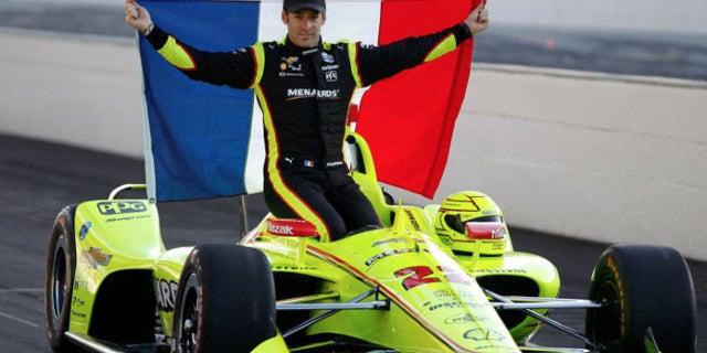 Indy 500 Simon Pagenaud Wins 103rd Running Of