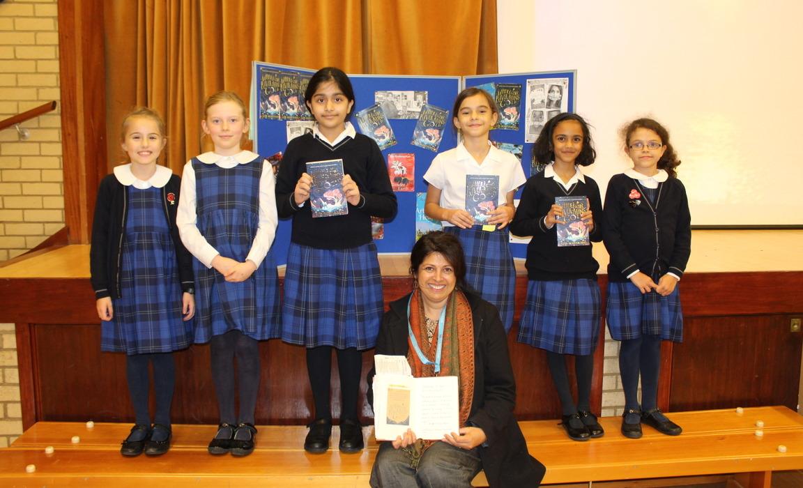 St Marys School Students - Klippdesign