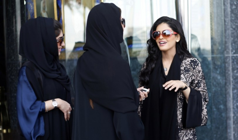 What it s like to drive Saudi Arabian princesses around