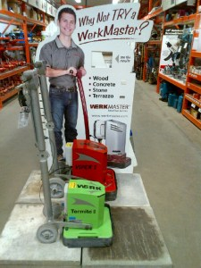 Home Depot Tool Rental Expands Into More Provinces With WerkMaster     Home Depot Viper XT   Termite XT Display