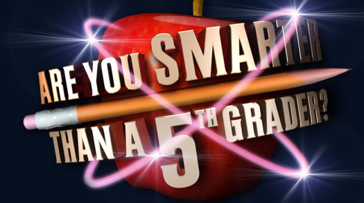 Are You Smarter 5th Grader Show