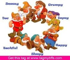 Name The Seven Dwarfs - ProProfs Quiz