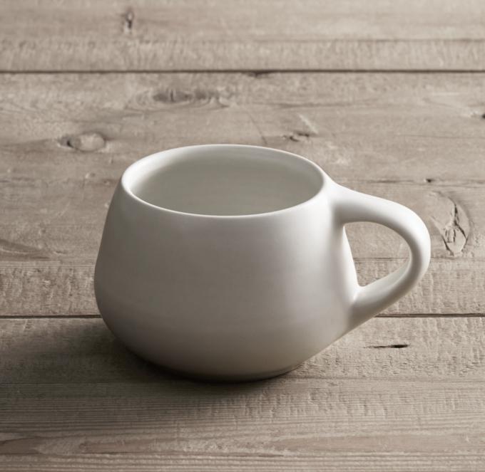 Wheeler Pottery Short Mug Set Of 2
