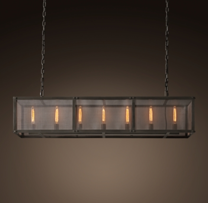 Interior Lantern Fixture