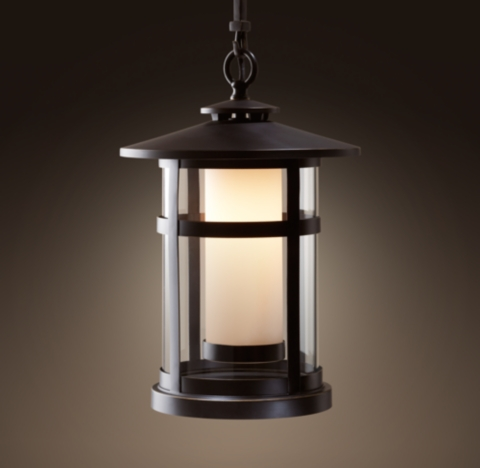 Refinishing Outdoor Light Fixtures