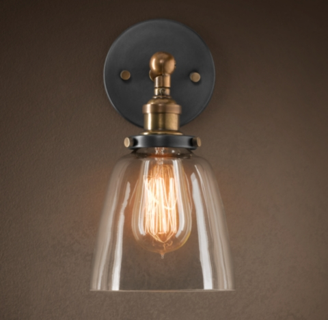 Vintage Sconce Light Fixtures