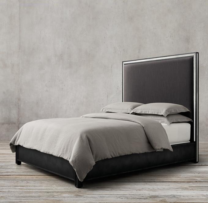 Strand Upholstered Bed